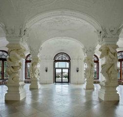 Schloss Belvedere Sala Terrana