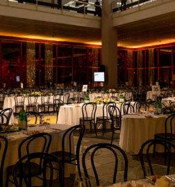 Fundraising-Dinner-Belvedere-Tische
