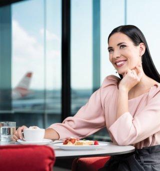 AUA Lounge Kulinarik