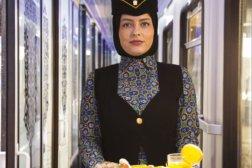 Fadak-Trains-Iran-Servicelady-on-the-train