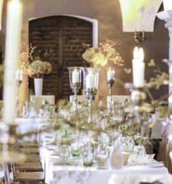 Restaurant Hochzeit Schloss Muehldorf
