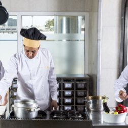 preparing-food-in-the-dona-kitchen
